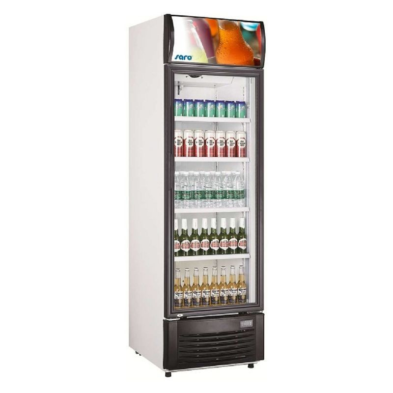 Display koelkast |  | Gepoedercoat Staal | 282 liter | Saro | GTK282 | 437-1005