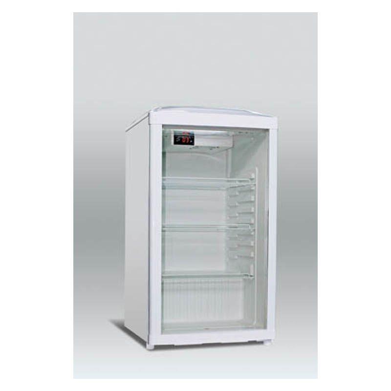 Display koelkast | LED verlichting | 108 liter | DKS141 | Scancool ...