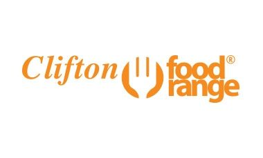 Clifton Food Range logo
